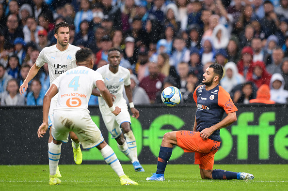 Marseille Montpellier Ligue 1