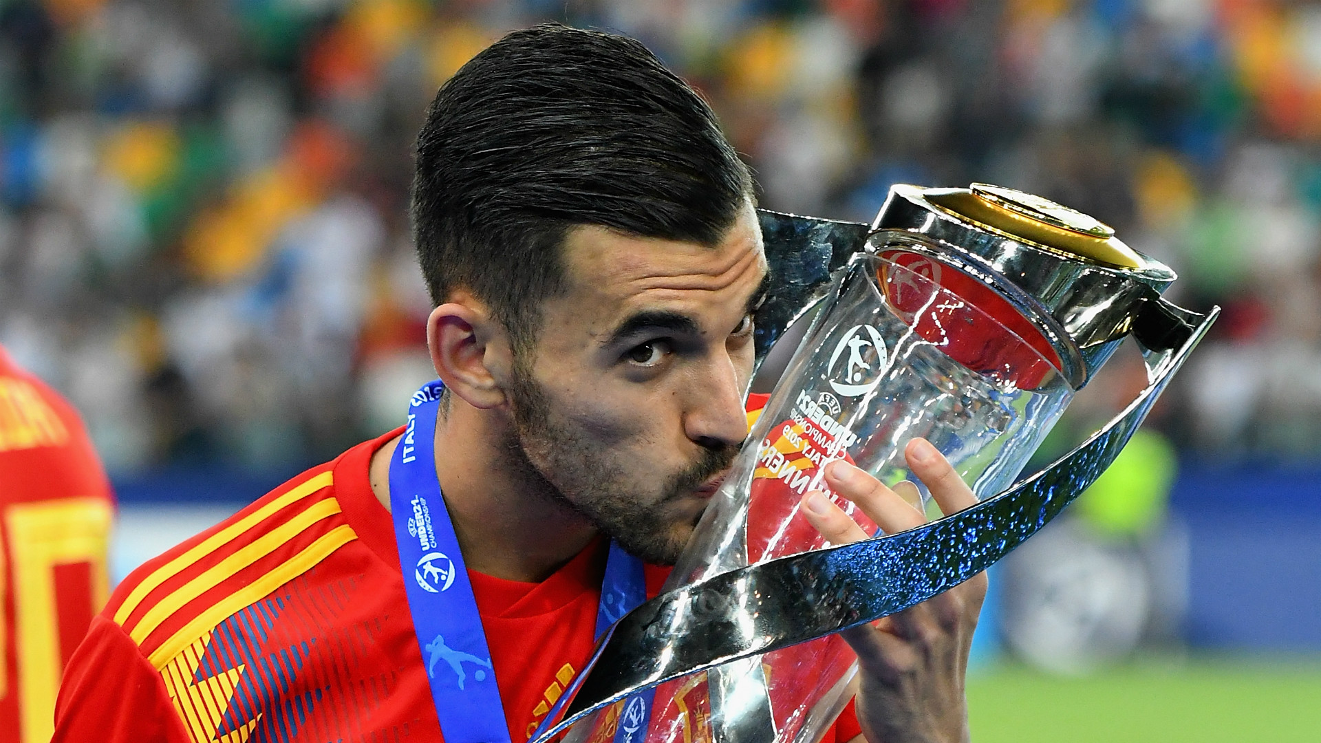 Arsenal star Ceballos makes Spain squad as Cazorla misses out