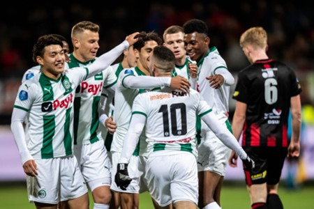 FC Groningen vs Excelsior 2-11-18
