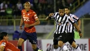 Robinho Alex Silva Jorge Wilstermann Atletico-MG Libertadores 05072017