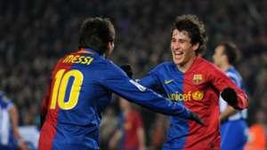 Boja Krkic Barcelona