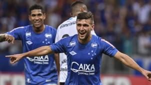 De Arrascaeta Cruzeiro Gremio Primeira Liga 30082017