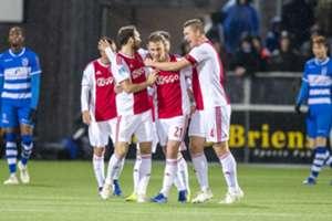 PEC Zwolle - Ajax Eredivisie 12082018