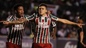 Pedro Fluminense LDU Sul-Americana 21 09 2017