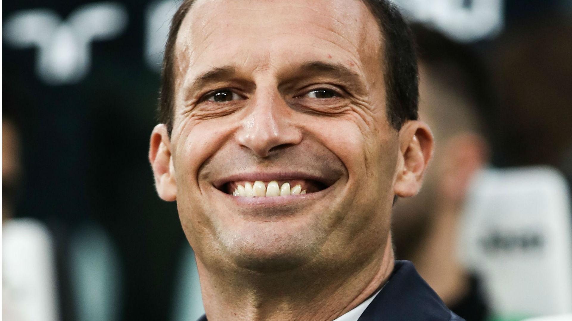 Allegri Juventus Serie A