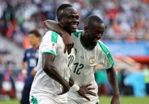Senegal had the highest shot conversion rate of any African side with 13.3% of their 30 shots resulting in goals.