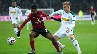Virgil Misidjan 1. FC Nürnberg Bundesliga