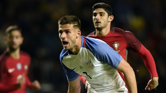 Matt Miazga United States Portugal