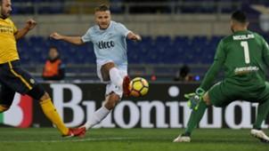 Immobile Lazio Verona Serie A