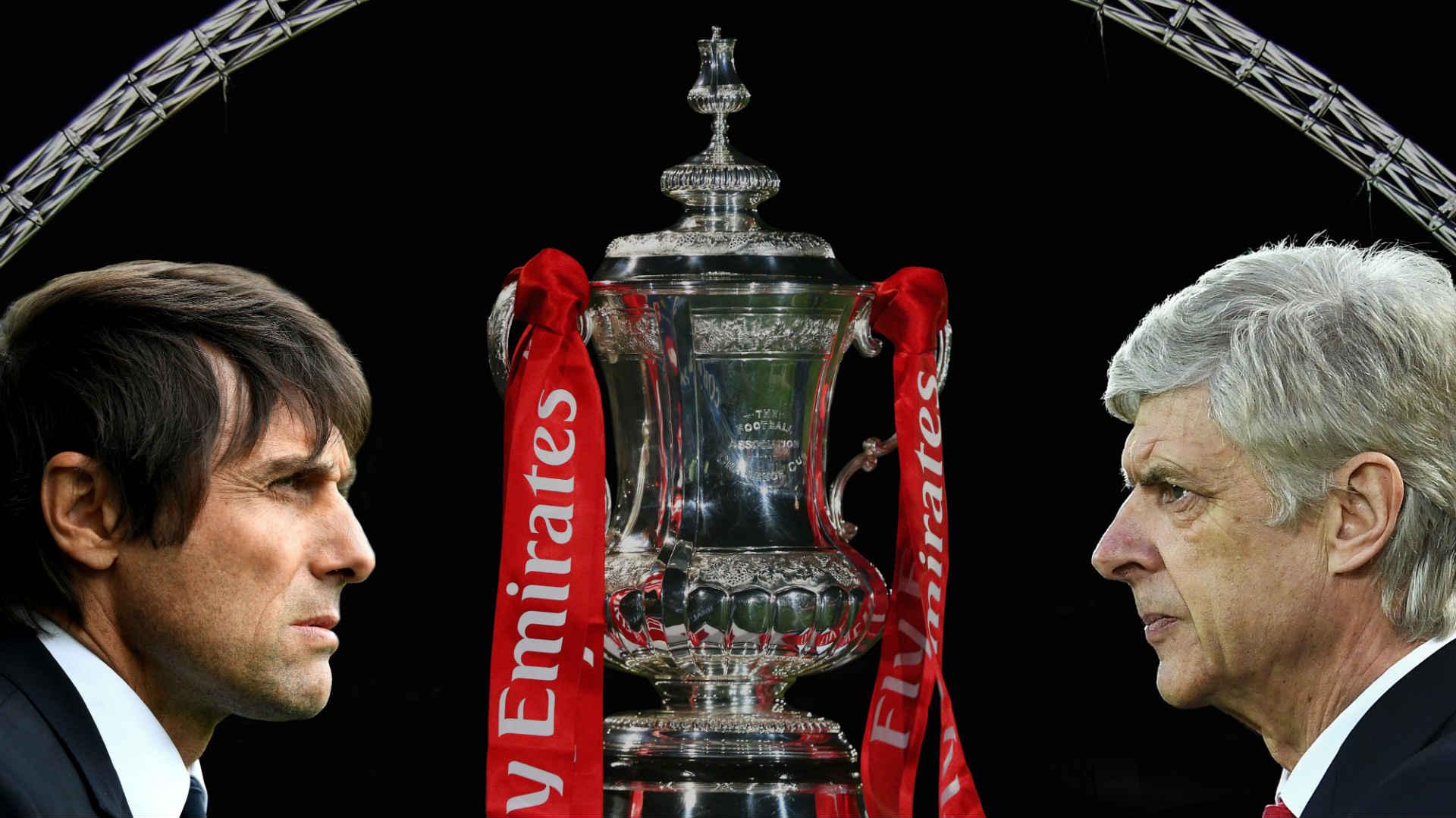 Fa Cup, l'Arsenal trionfa 2-1: sfuma il 'double' per il Chelsea