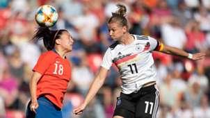 Germany Chile Alexandra Popp