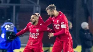 NAC Breda - FC Twente, Eredivisie 12122017