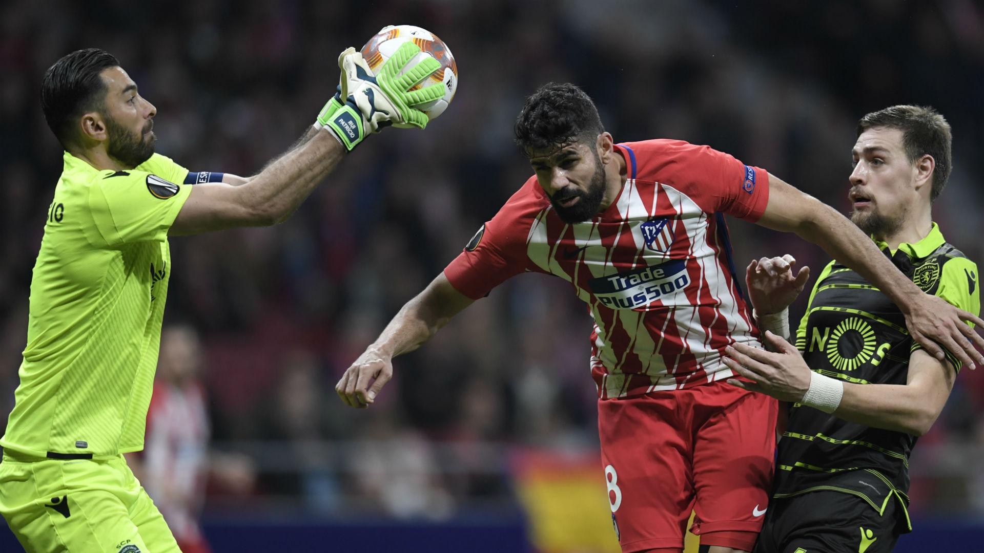 Rui Patricio Sporting, Diego Costa Atletico