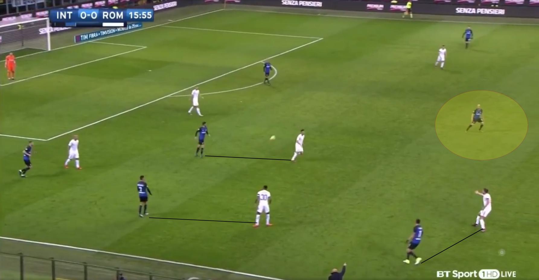 Inter Roma 6.