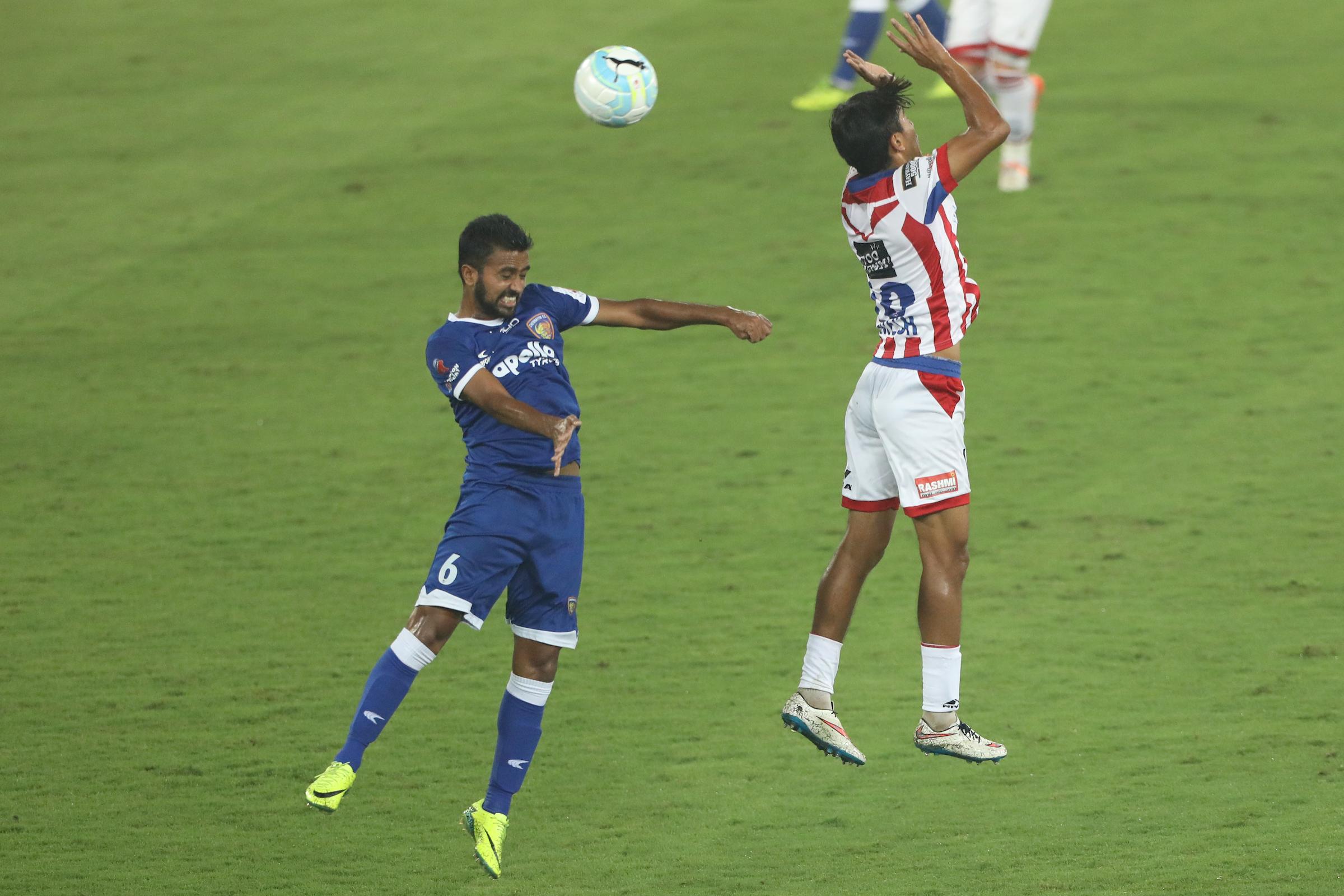 Bikramjit Singh; Chennaiyin FC