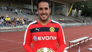 Joan Ginebra Borussia Dortmund 150118