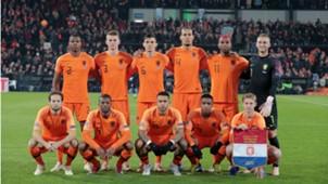 Nederland - Frankrijk, Nations League 11162018