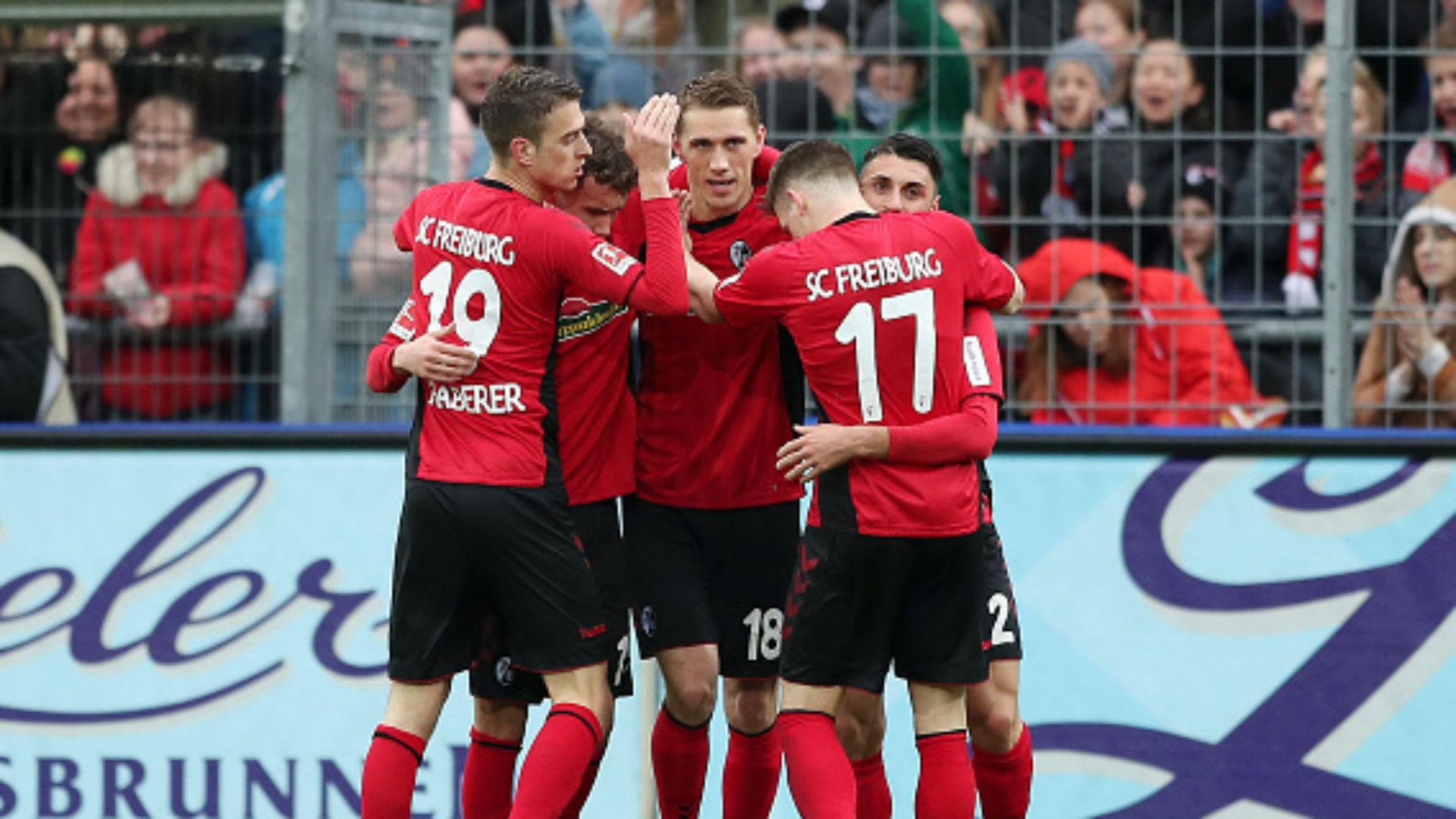 Nils Petersen SC Freiburg Bundesliga