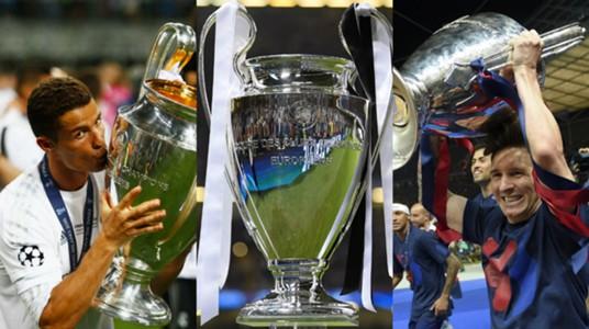 Champions League Scorer GFX