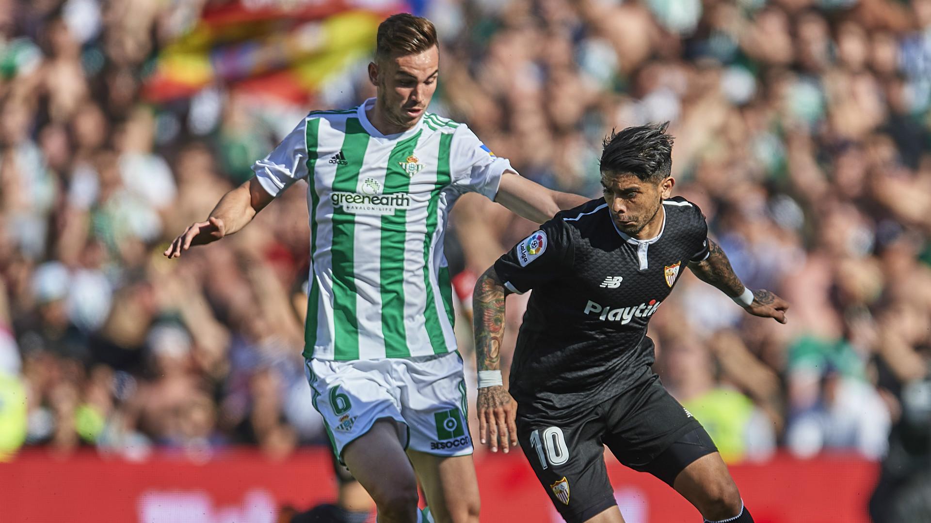 Fabian Banega Betis Sevilla LaLiga