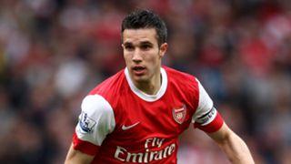 Robin van Persie, Arsenal