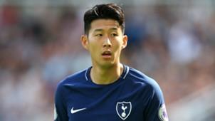 Son Heung-min Tottenham 2017