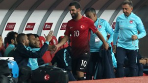 Arda Turan, Turkey 10062017