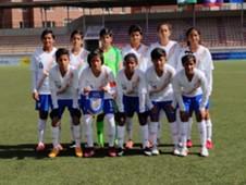India U-16 girls Women's AFC