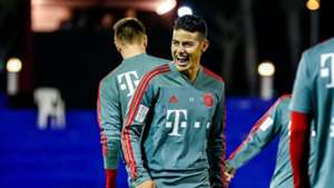 James Rodríguez Bayern Munich 2019