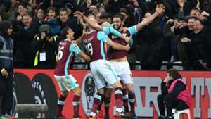 West Ham Andy Carroll