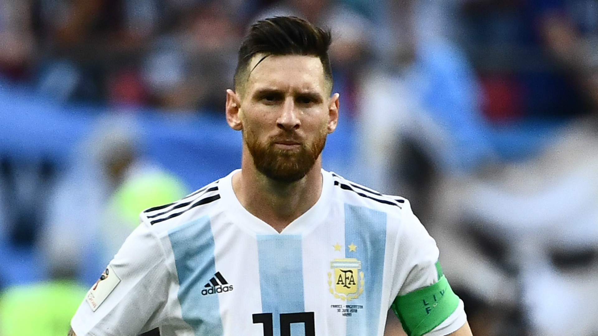 Diego Maradona aims criticism at Argentine compatriot Lionel Messi