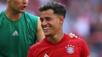 Philippe Coutinho Bayern Munich 2019-20