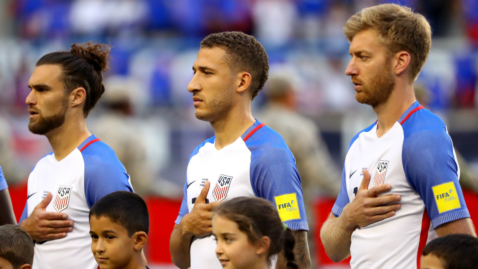 Fabian Johnson USA