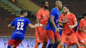 Marcos Antonio, Johor Darul Ta'zim, Patrick Ronaldinho Wleh, PKNS, Super League, 24/05/2017