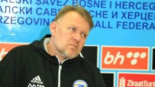 Robert Prosinecki Bosnia