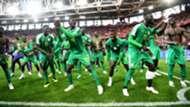 Senegal wins Poland