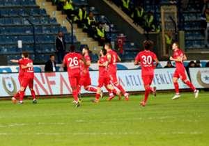 Ankaragucu Antalyaspor Super Lig 10/01/18