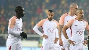 Badou Ndiaye Yasin Oztekin Maicon Feghouli Galatasaray 12172017