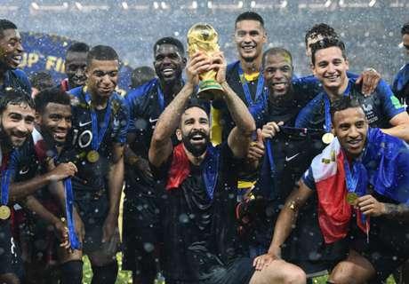 Rami's moustache France's bizarre World Cup charm