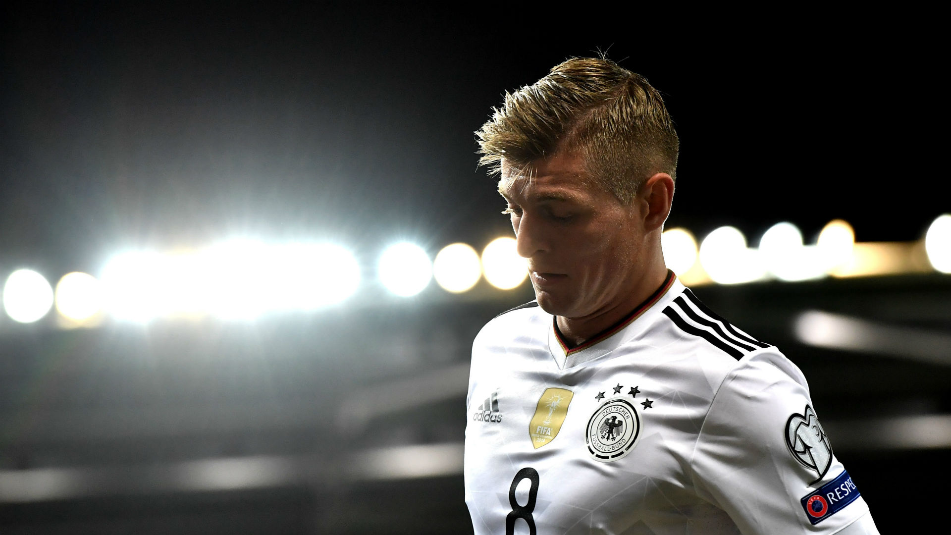 Unwell Kroos could be rested for Germany as Low plans to experiment against England