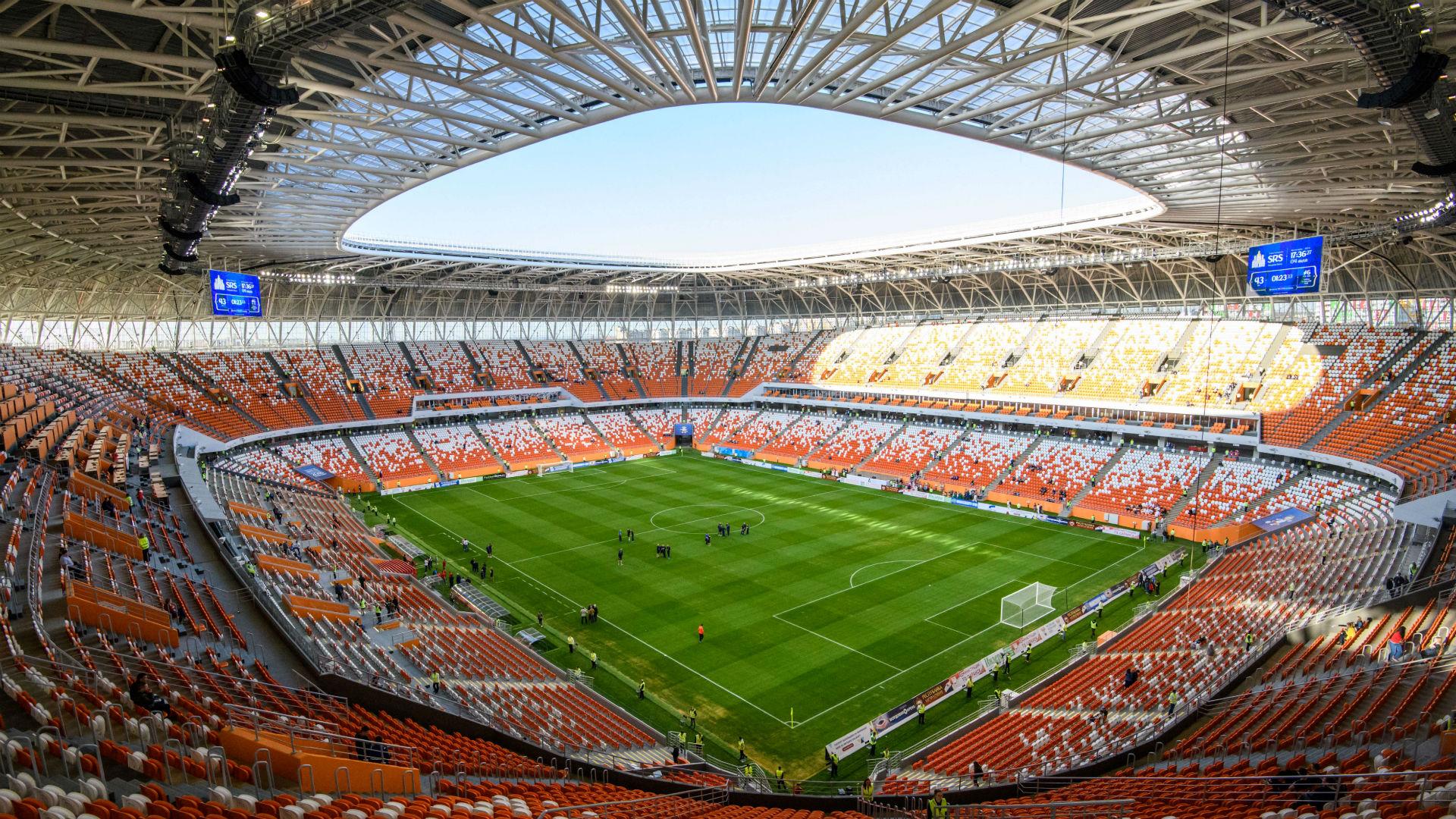Mordovia Arena general view