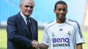 Apresentação Marcelo Real Madrid 15 11 06