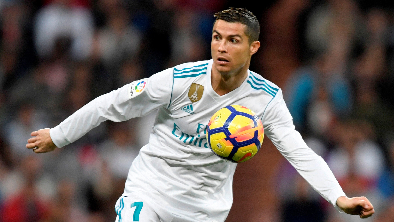 Cristiano Ronaldo Real Madrid Malaga LaLiga 25112017