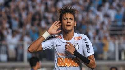 Neymar Santos 2012