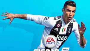 FIFA 19 Cristiano