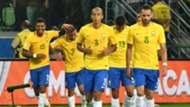 Gabriel Jesus Paulinho Brasil Chile WC Qualifiers 2018 10102017
