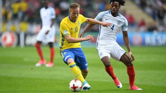 Sweden Under-21s England Under-21s