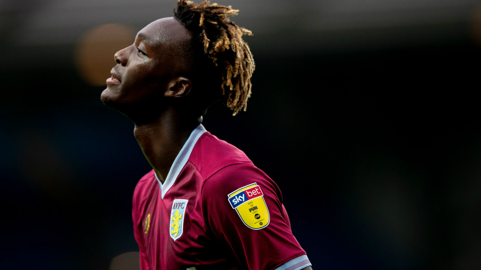 Tammy Abraham should fully recover for Aston Villa's playoff games