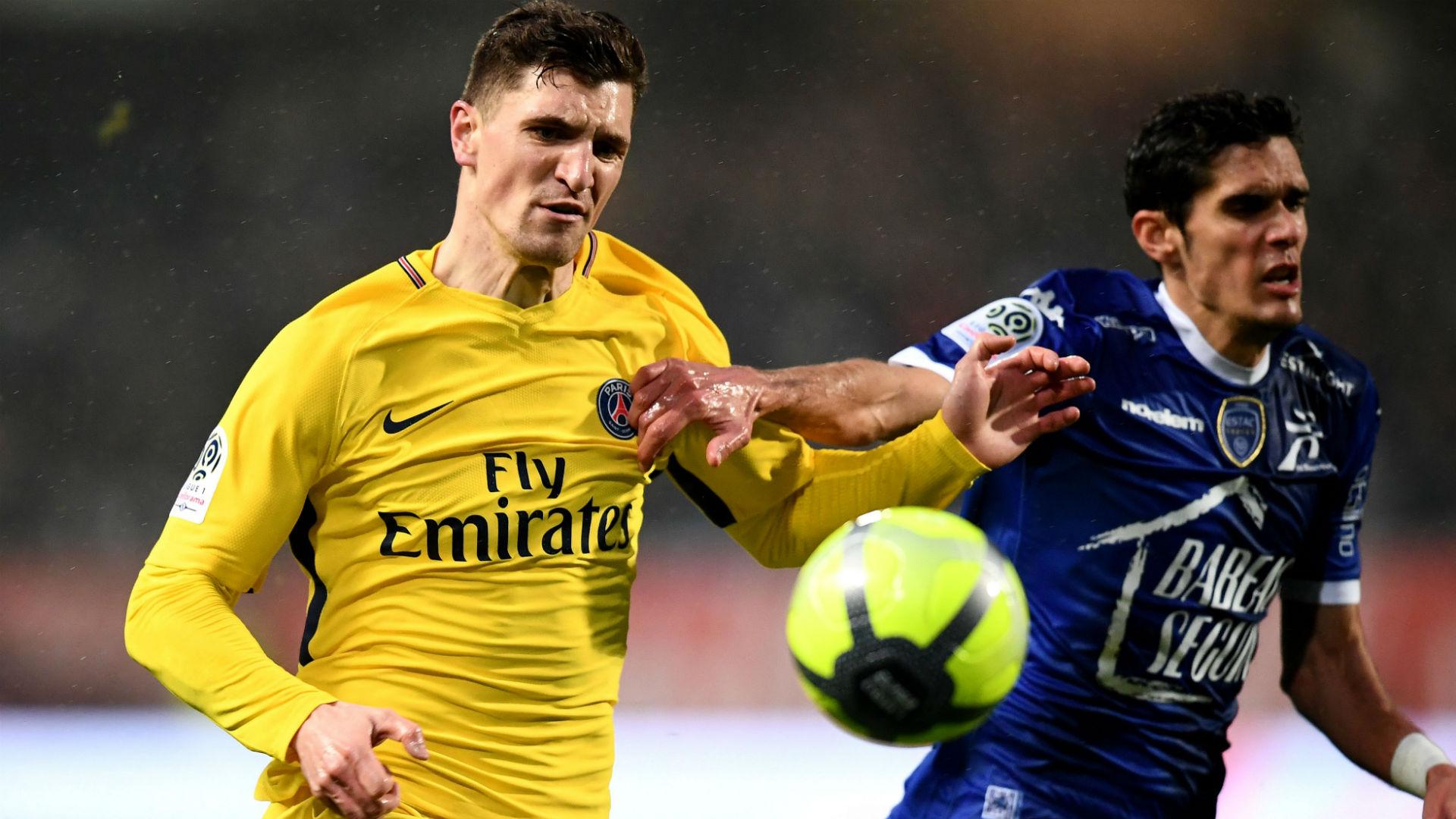 PSG : Meunier regrette que Ben Arfa n'ait pas eu sa chance