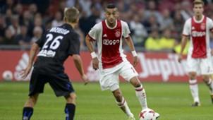 Hakim Ziyech Ajax Amsterdam 02082017